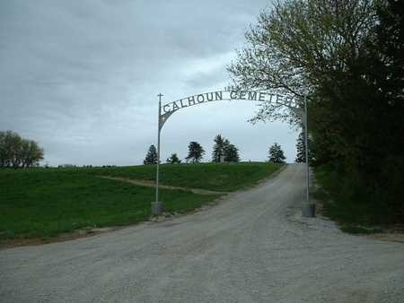 , CALHOUN - Harrison County, Iowa | CALHOUN