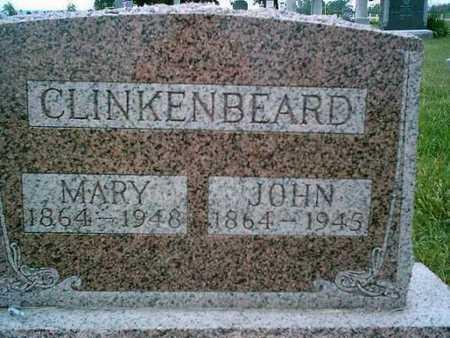 CLINKENBEARD, MARY - Harrison County, Iowa | MARY CLINKENBEARD