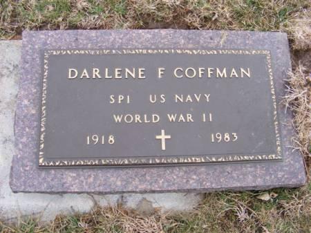COFFMAN, DARLENE F. - Harrison County, Iowa   DARLENE F. COFFMAN