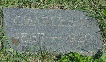 COX, CHARLES H. - Harrison County, Iowa | CHARLES H. COX