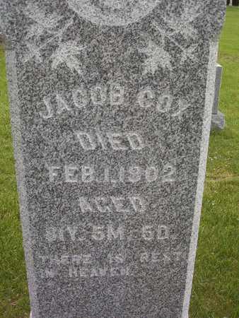 COX, JACOB - Harrison County, Iowa | JACOB COX