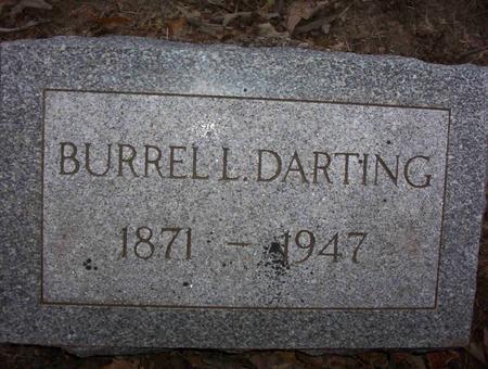 DARTING, BURREL LESTER - Harrison County, Iowa | BURREL LESTER DARTING