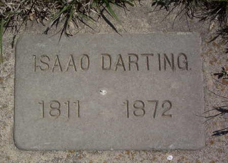 DARTING, ISAAC JOHN - Harrison County, Iowa | ISAAC JOHN DARTING
