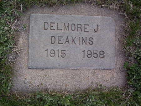 DEAKINS, DELMORE JOHN - Harrison County, Iowa | DELMORE JOHN DEAKINS