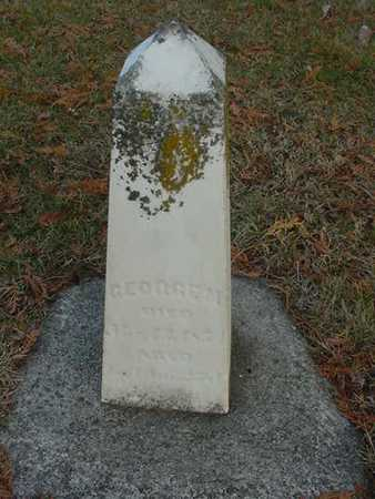 DEED, GEORGE M. - Harrison County, Iowa | GEORGE M. DEED
