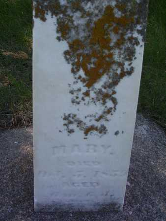 DEED, MARY - Harrison County, Iowa   MARY DEED