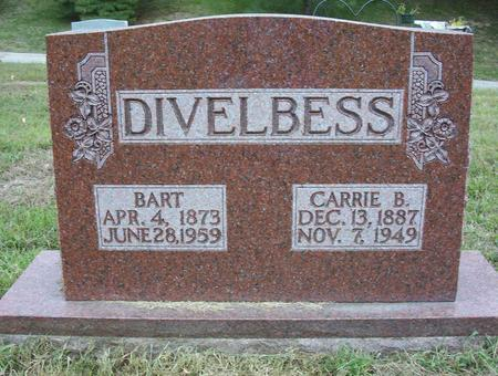 DIVELBESS, HAROLD BARTLETT - Harrison County, Iowa | HAROLD BARTLETT DIVELBESS