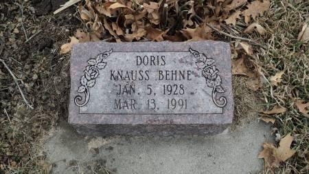 DORIS, BEHNE - Harrison County, Iowa | BEHNE DORIS