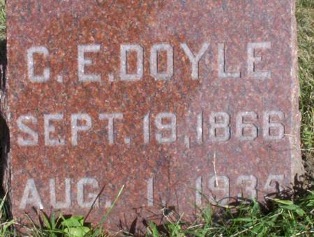 DOYLE, C EDWARD - Harrison County, Iowa | C EDWARD DOYLE