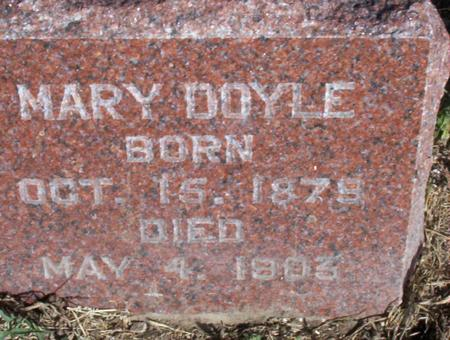 DOYLE, MARY - Harrison County, Iowa | MARY DOYLE