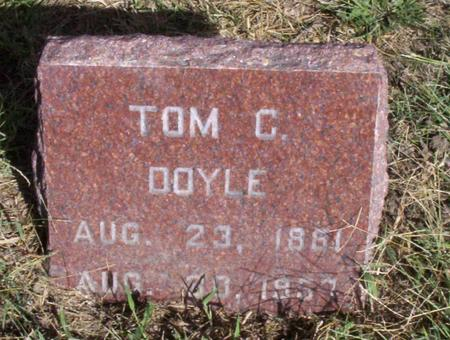 DOYLE, THOMAS C - Harrison County, Iowa | THOMAS C DOYLE