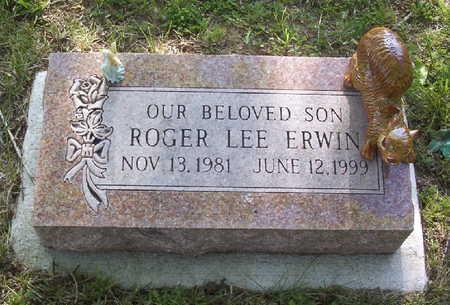 ERWIN, ROGER LEE - Harrison County, Iowa | ROGER LEE ERWIN