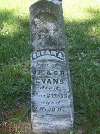 EVANS, SUSAN A. - Harrison County, Iowa | SUSAN A. EVANS