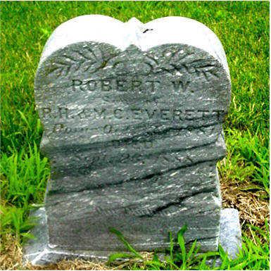 EVERETT, ROBERT W - Harrison County, Iowa | ROBERT W EVERETT