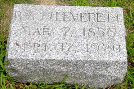 EVERETT, ROBERT H - Harrison County, Iowa | ROBERT H EVERETT
