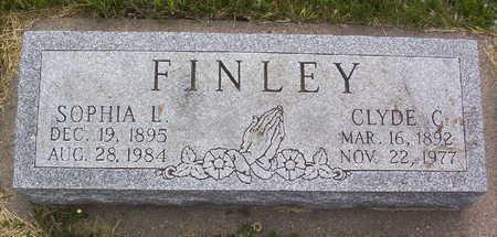 FINLEY, SOPHIA L. - Harrison County, Iowa | SOPHIA L. FINLEY
