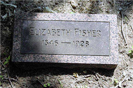 FISHER, ELIZABETH - Harrison County, Iowa | ELIZABETH FISHER