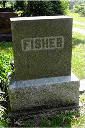 FISHER, EMMA M - Harrison County, Iowa | EMMA M FISHER