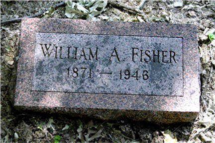 FISHER, WILLIAM A - Harrison County, Iowa | WILLIAM A FISHER
