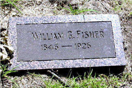 FISHER, WILLIAM G - Harrison County, Iowa | WILLIAM G FISHER