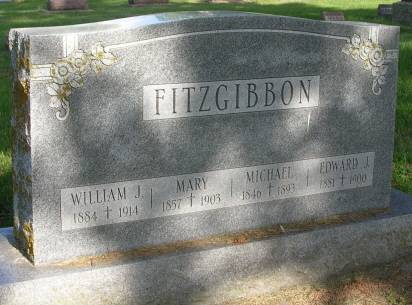 FITZGIBBON, WILLIAM J. - Harrison County, Iowa | WILLIAM J. FITZGIBBON