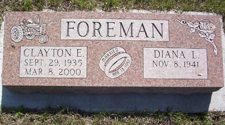 FOREMAN, CLAYTON EDWARD - Harrison County, Iowa | CLAYTON EDWARD FOREMAN