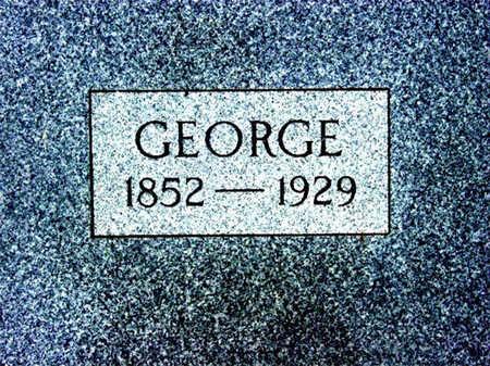 FOSTER, GEORGE - Harrison County, Iowa | GEORGE FOSTER