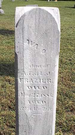 FRAZIER, AVA O. - Harrison County, Iowa | AVA O. FRAZIER
