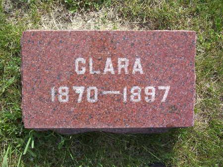 FRAZIER, CLARA JANE - Harrison County, Iowa   CLARA JANE FRAZIER