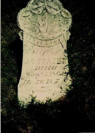 HIBBS FRAZIER, ELIZABETH - Harrison County, Iowa | ELIZABETH HIBBS FRAZIER