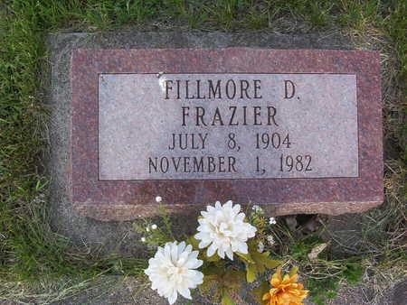 FRAZIER, FILLMORE D. - Harrison County, Iowa | FILLMORE D. FRAZIER