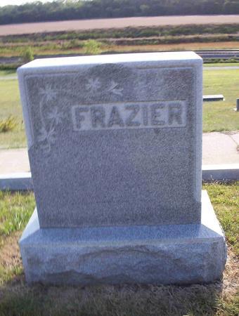 FRAZIER, INEZ - Harrison County, Iowa | INEZ FRAZIER