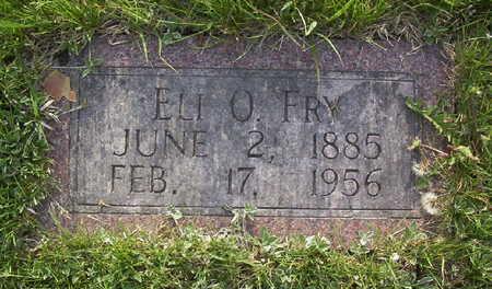 FRY, ELI O. - Harrison County, Iowa   ELI O. FRY