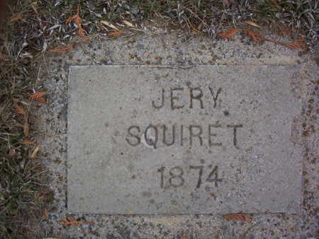 FRY, SQUIRE T. - Harrison County, Iowa | SQUIRE T. FRY