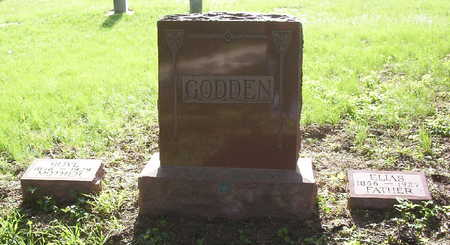GODDEN, ELIAS - Harrison County, Iowa | ELIAS GODDEN