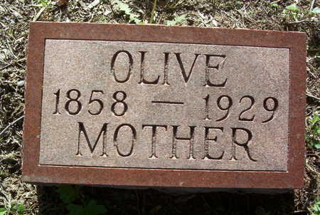 THOMAS GODDEN, OLIVE - Harrison County, Iowa | OLIVE THOMAS GODDEN