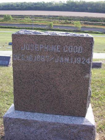 GOOD, JOSEPHINE - Harrison County, Iowa | JOSEPHINE GOOD