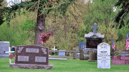 KIRLIN GREER, MARYANN - Harrison County, Iowa | MARYANN KIRLIN GREER
