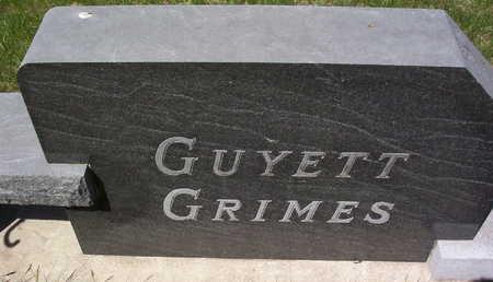GUYETT, JOHN W. - Harrison County, Iowa | JOHN W. GUYETT
