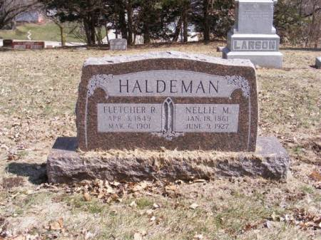 HALDEMAN, FLETCHER ROYAL - Harrison County, Iowa | FLETCHER ROYAL HALDEMAN