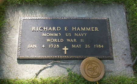 HAMMER, RICHARD E. - Harrison County, Iowa | RICHARD E. HAMMER