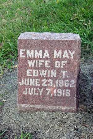 JONES HARRIS, EMMA MAY - Harrison County, Iowa | EMMA MAY JONES HARRIS