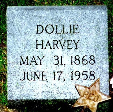 HARVEY, DOLLIE - Harrison County, Iowa | DOLLIE HARVEY