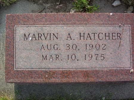 HATCHER, MARVIN ANDREW - Harrison County, Iowa | MARVIN ANDREW HATCHER