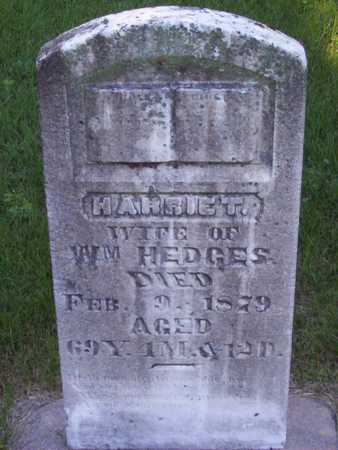 FRANKLIN HEDGES, HARRIET - Harrison County, Iowa | HARRIET FRANKLIN HEDGES