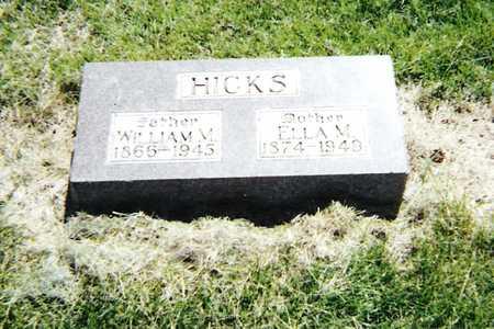 FITE HICKS, ELLA M - Harrison County, Iowa | ELLA M FITE HICKS
