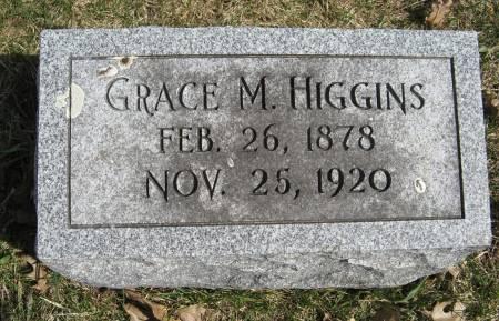 HIGGINS, GRACE M. - Harrison County, Iowa | GRACE M. HIGGINS