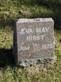 HIRST, EVA MAY - Harrison County, Iowa | EVA MAY HIRST