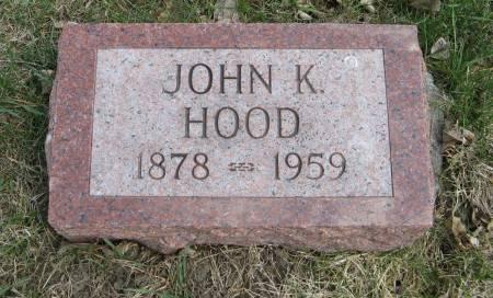HOOD, JOHN K. - Harrison County, Iowa | JOHN K. HOOD