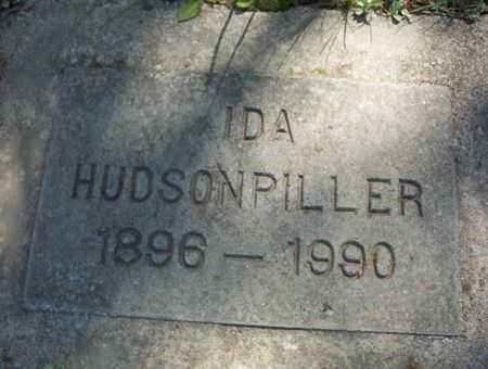 HUDSONPILLAR, IDA JANE - Harrison County, Iowa | IDA JANE HUDSONPILLAR